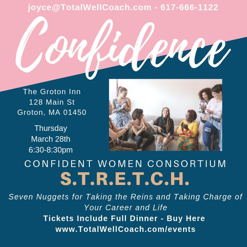 Stretch: Confident Women Consortium