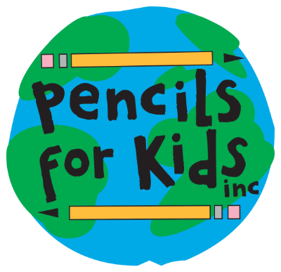 Pencils for Kids, Inc. Logo
