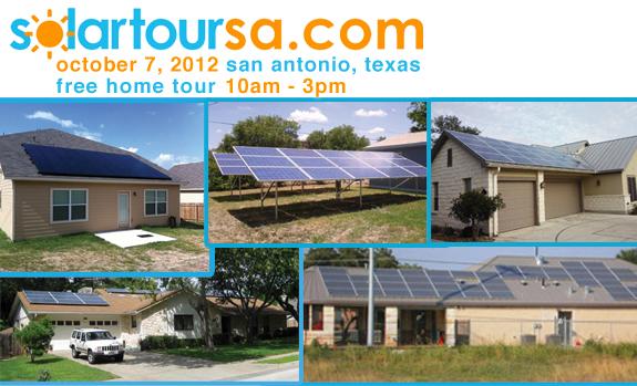 Solar Tour San Antonio