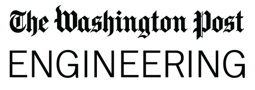 the washington post engineering logo