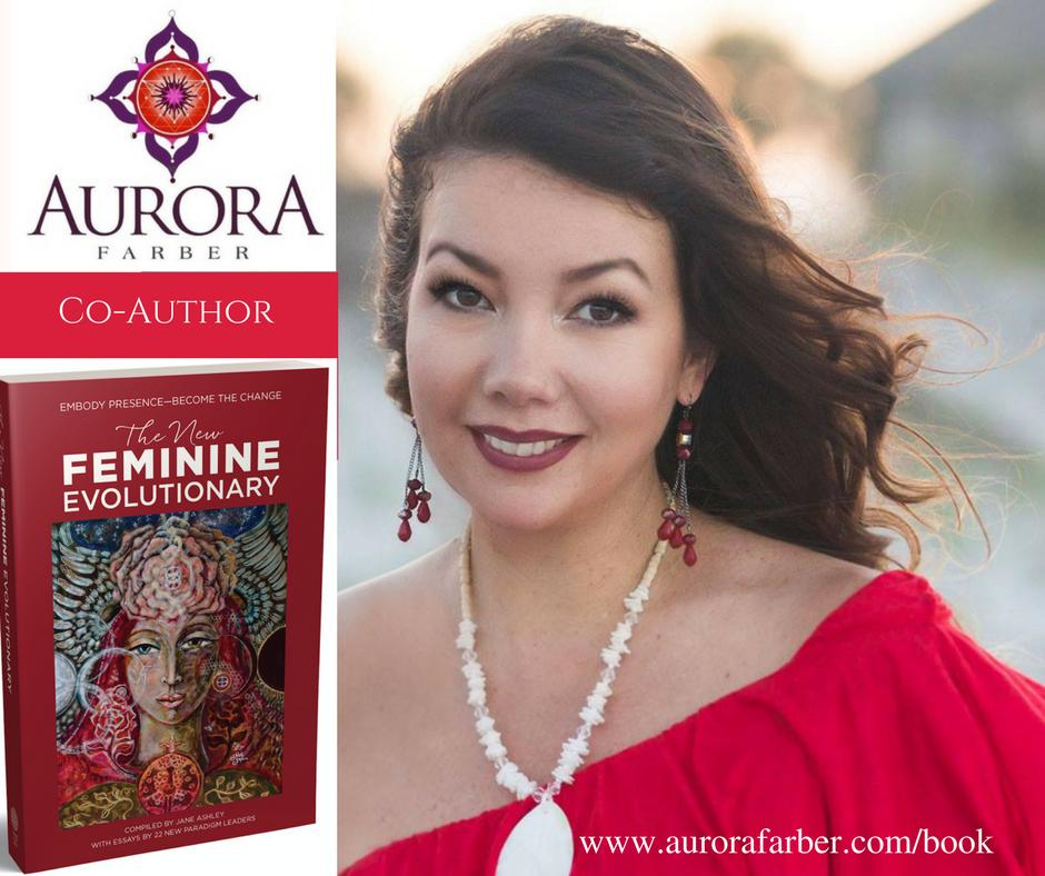Aurora Farber, Co-Author of The New Feminine Evolutionary
