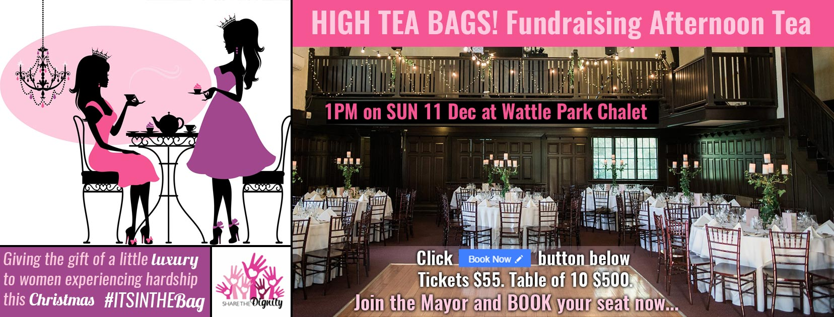 High Tea Bags Event details