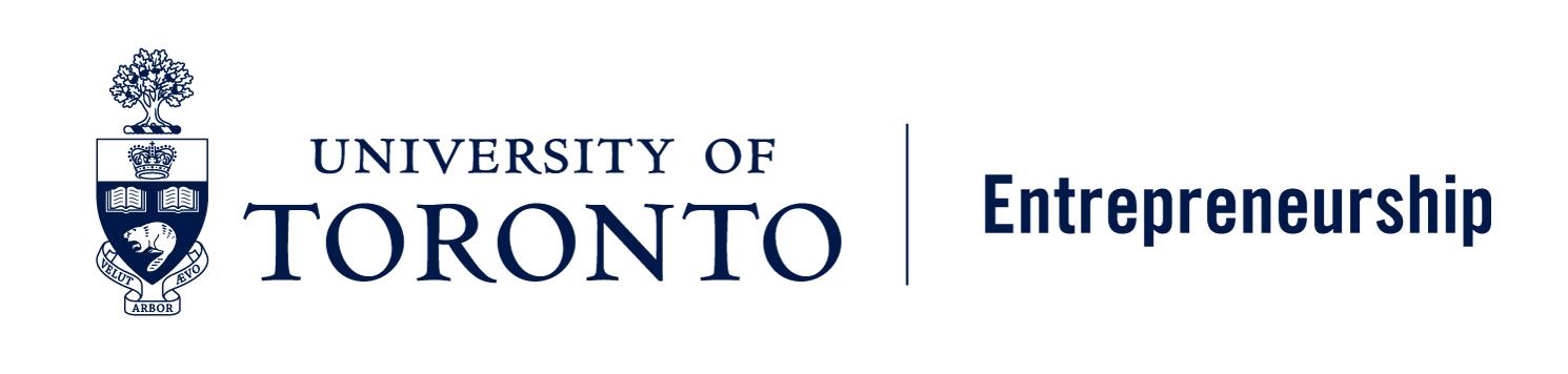 U of T Entrepreneurship Logo