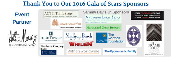 2016 Gala of Stars Sponsor In Progress Callout