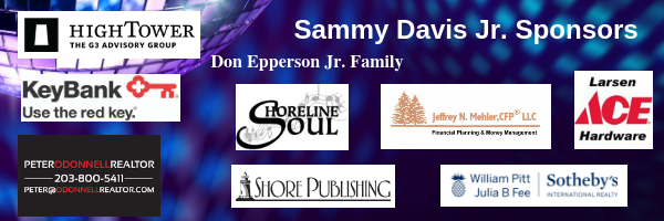 2018 Gala of Stars Sammy Davis Jr. Callout