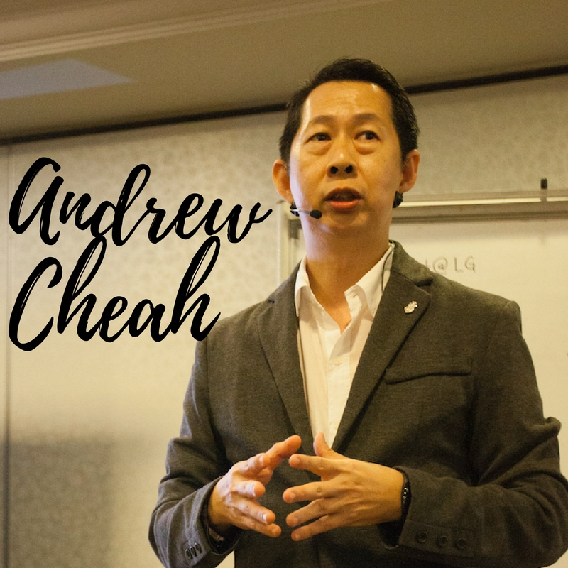 Andrew Cheah