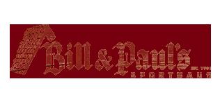 Bill and Pauls logo