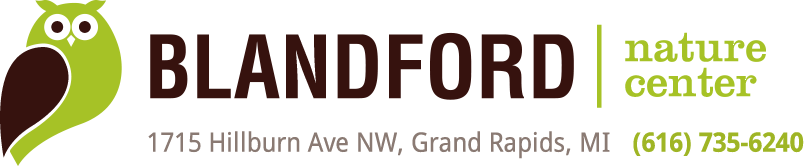 Blandford Nature Center Logo