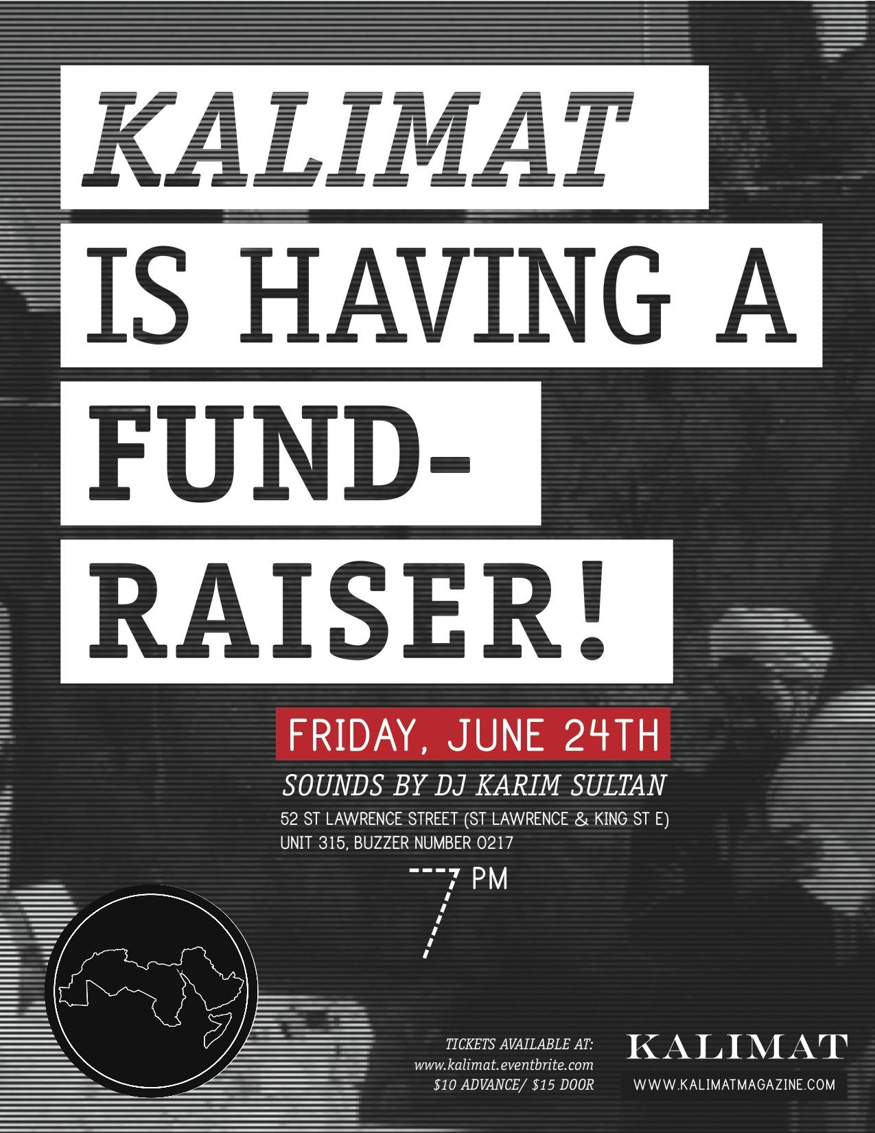 Kalimat Fundraiser - June 24