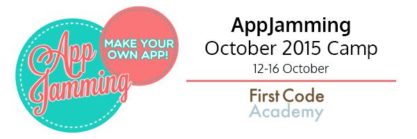 AppJamming October 2015