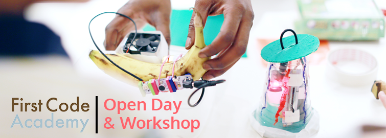 first code open day