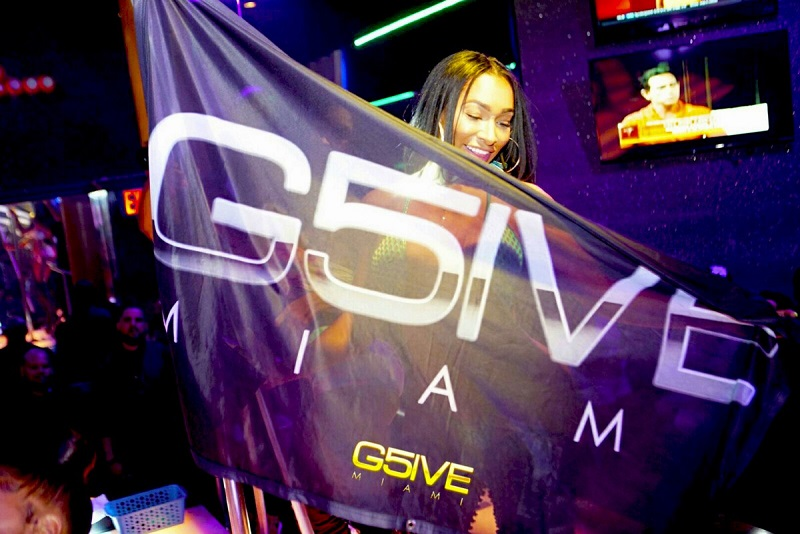 G5IVE Miami Monday Party Bus Pass - G5IVE MIAMI -GFIVE MIAMI