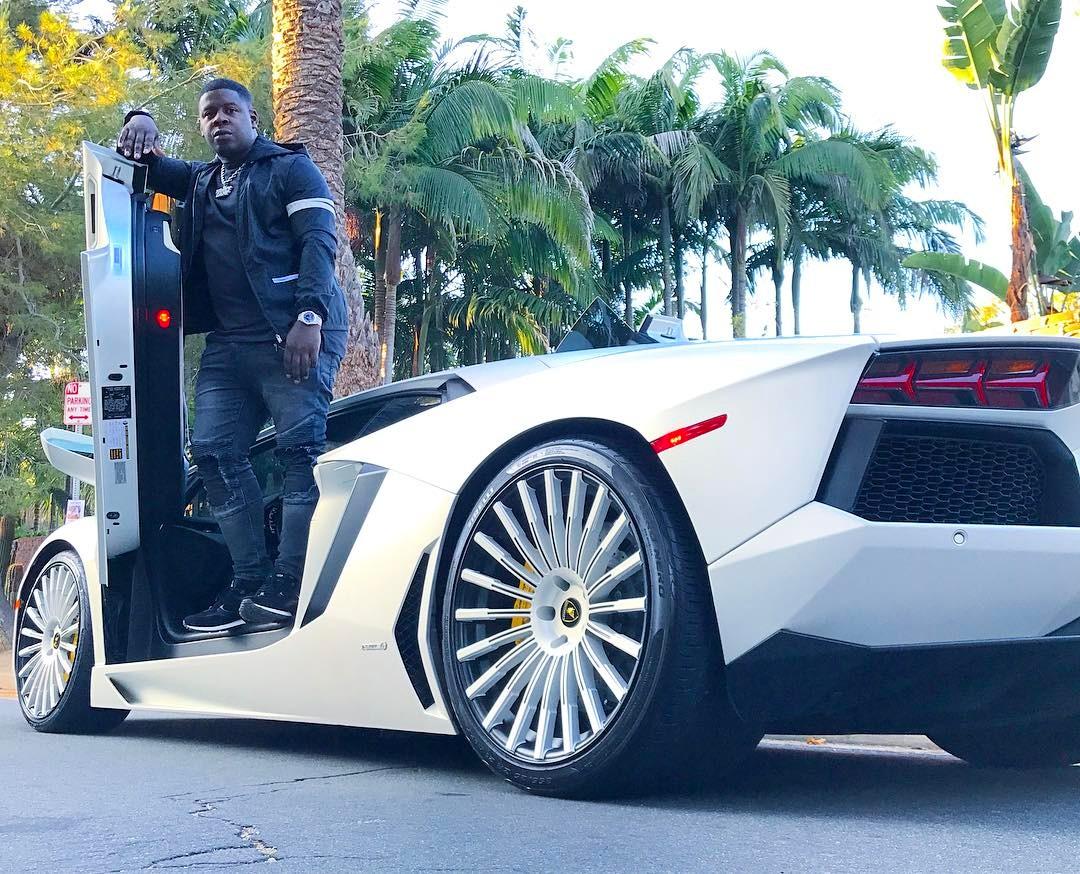 King of Diamonds - BLAC YOUNGSTA LIVE - Party Bus Miami - KOD Miami - MLK WEEKEND