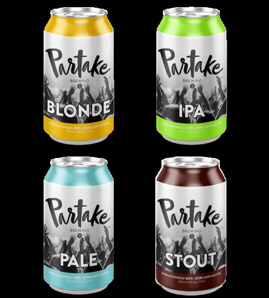 Partake Beer