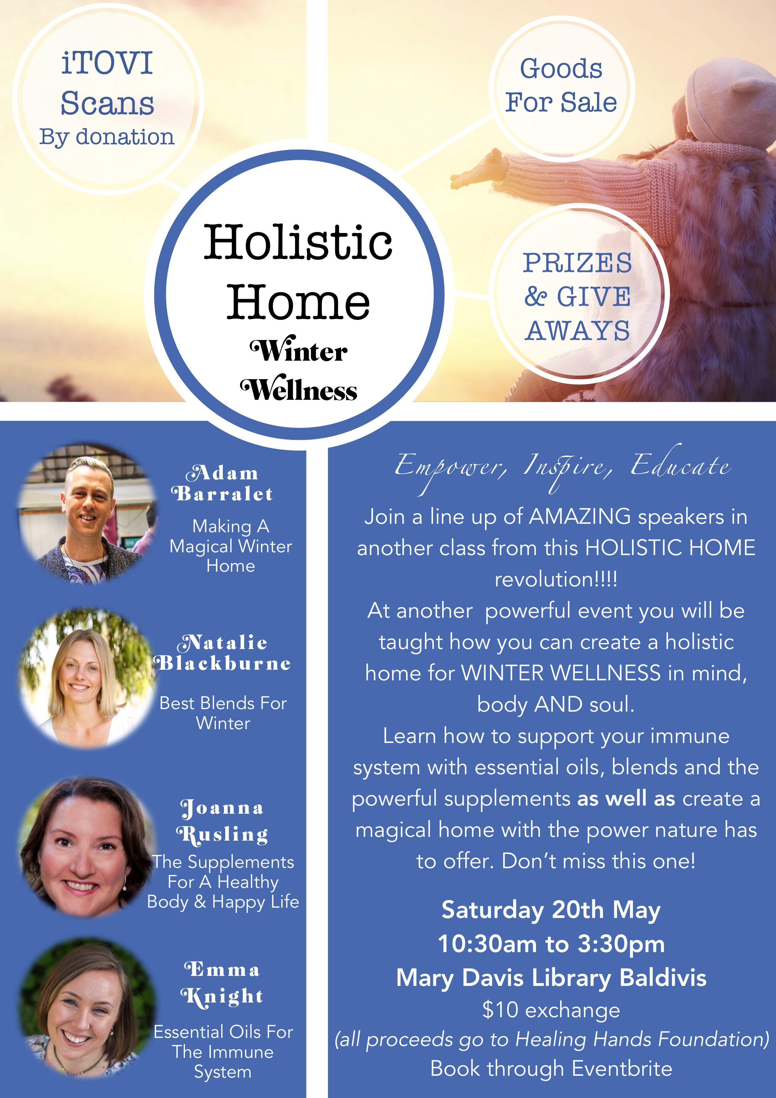 holistic home