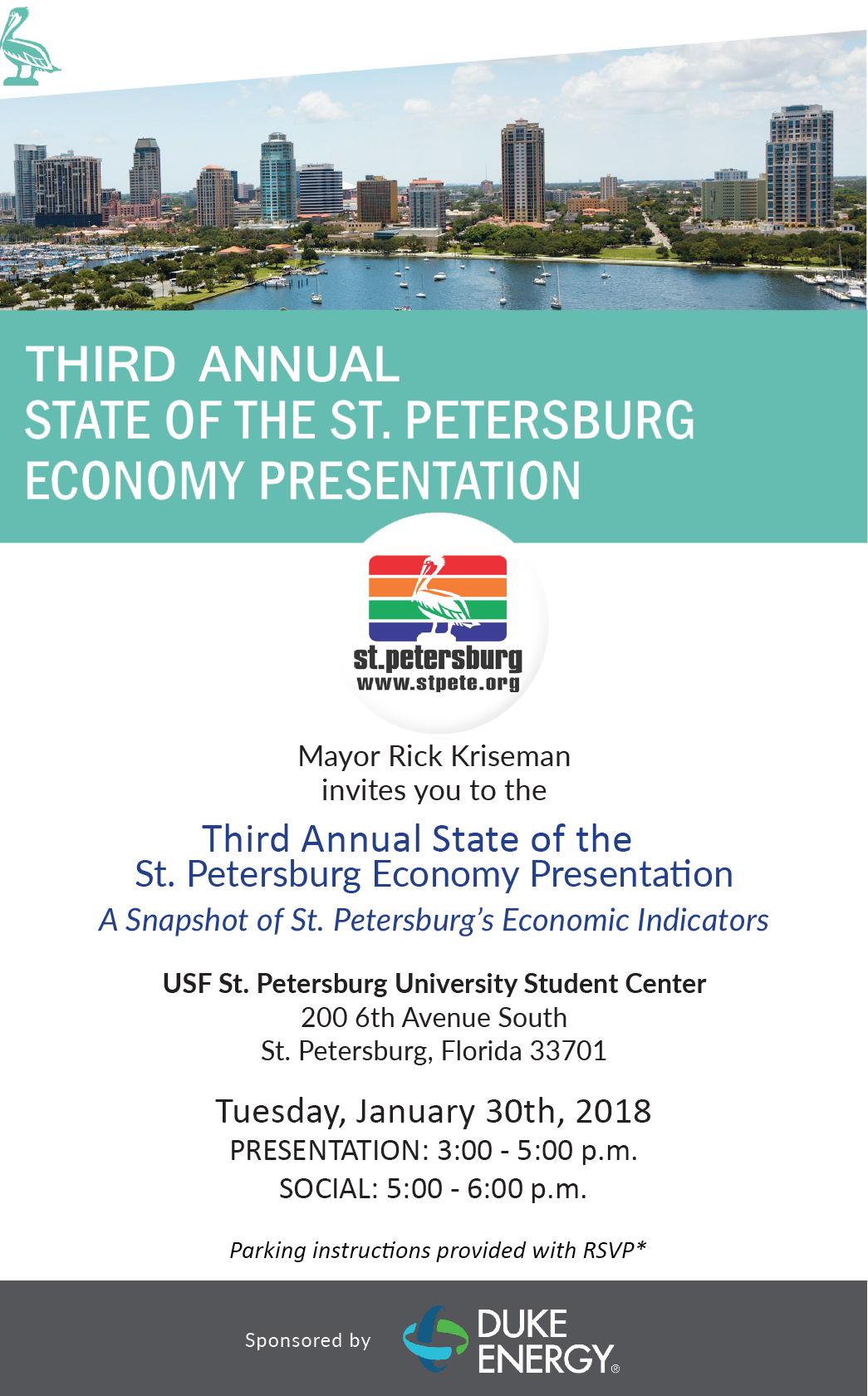 State of the Economy Invitation