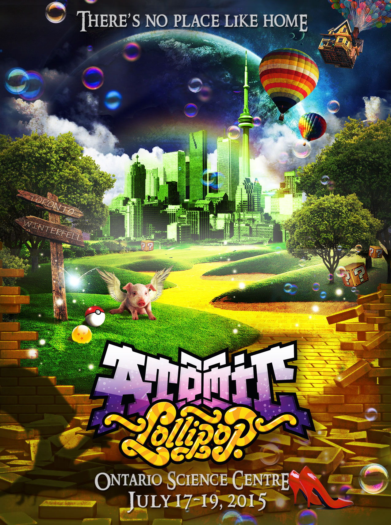 Atomic Lollipop 2015