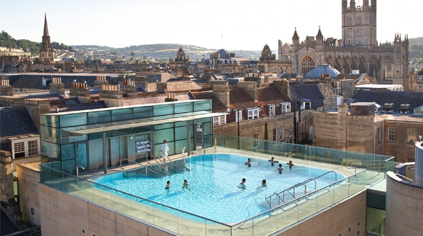 Thermae Spa, Bath