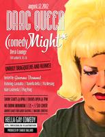 Drag Queen Comedy Night