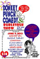 Donkey Punch Comedy & Burlesque Show