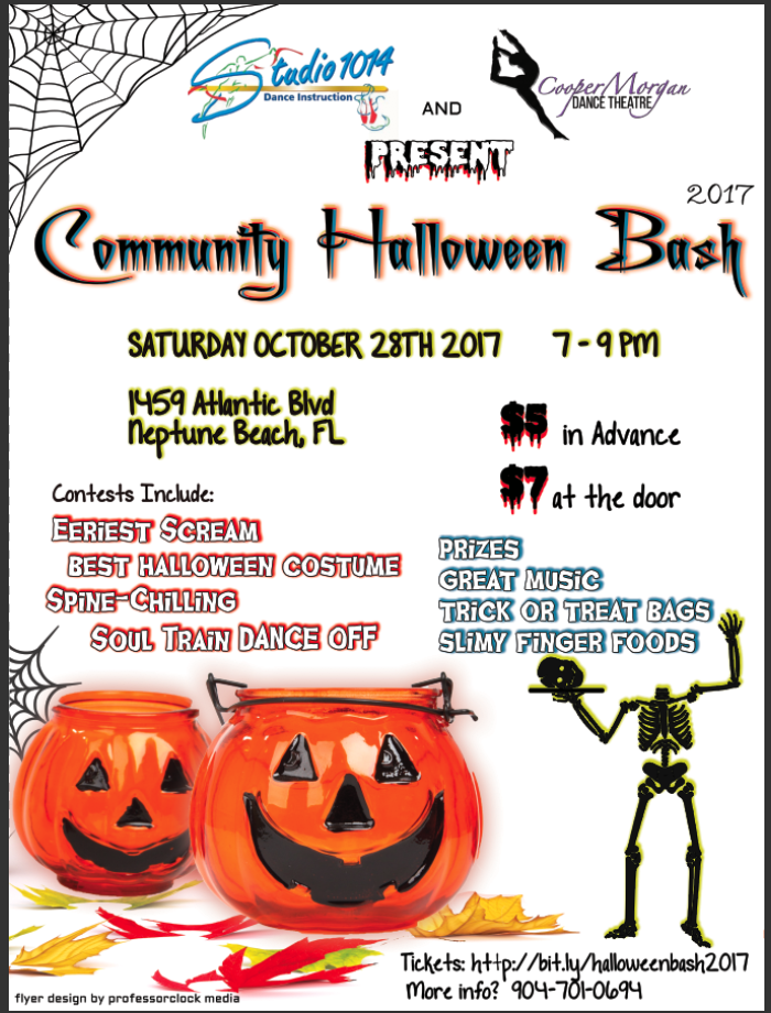 Community Halloween Bash