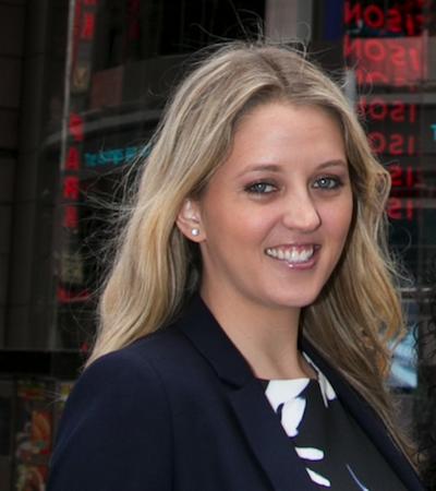 Scarlett Sieber- SVP, Open Innovation BBVA