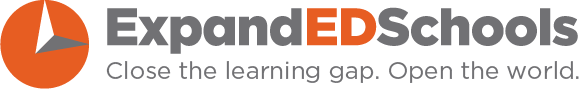 ExpandED Schools Logo with Tagline