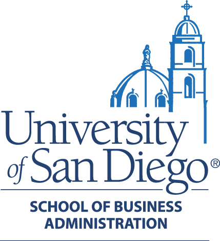 University of San Diego USD logo