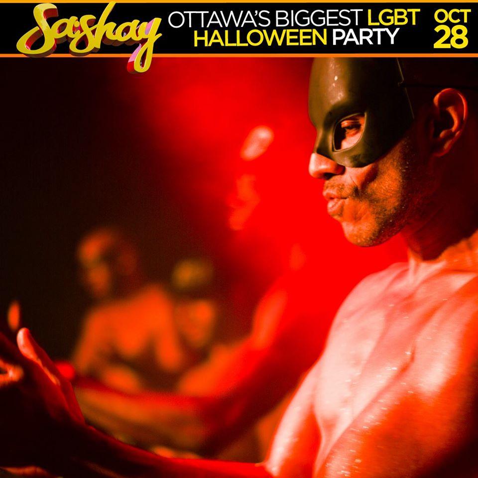Sashay Halloween Party feat. DJ Cajjmere Wray Tickets, Fri, 28 Oct ...