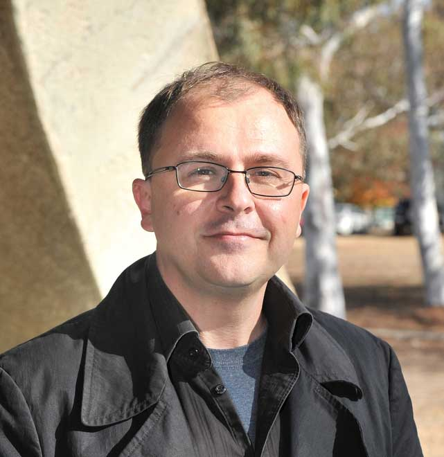 Professor Andrew White