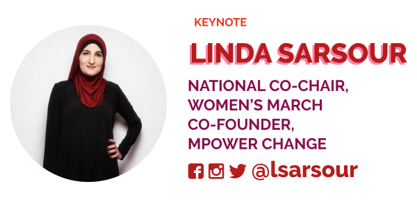 Keynote Speaker Linda Sarsour