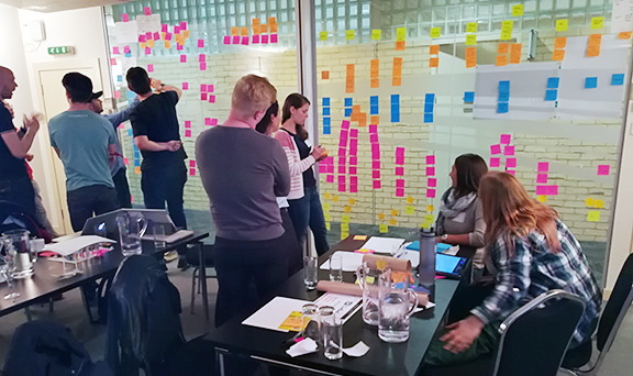 Customer Journey Mapping in Action