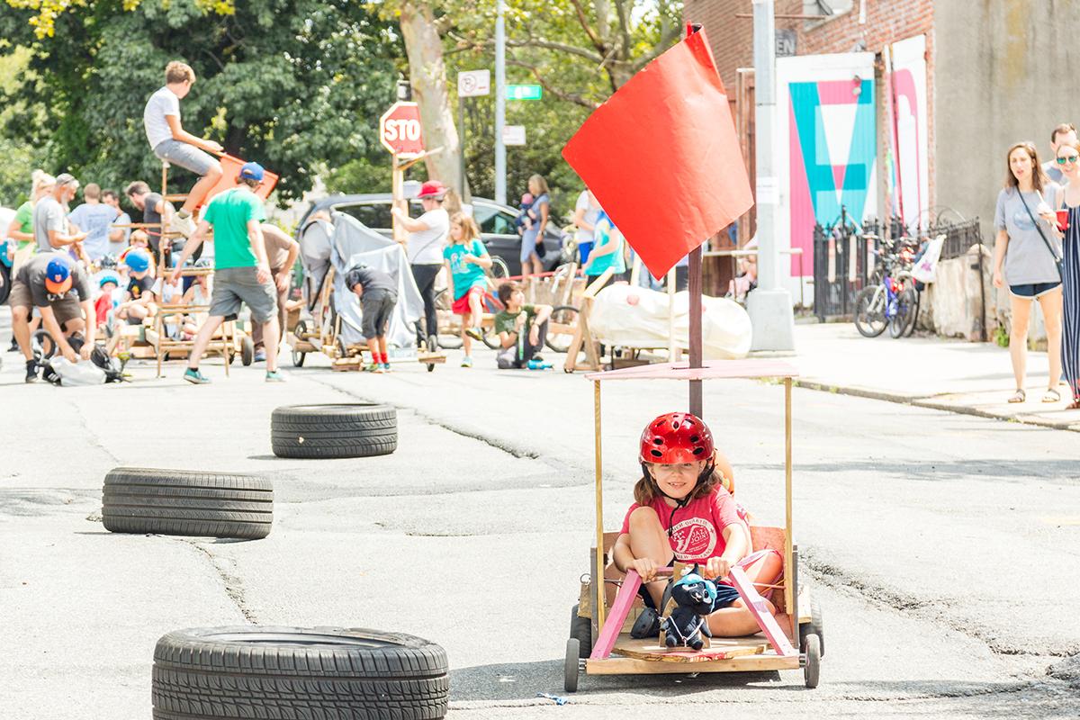 South Slope Derby 2018 (photo by Miho Suzuki)