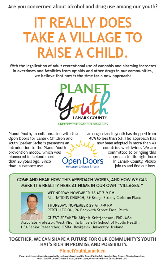 Planet Youth Poster