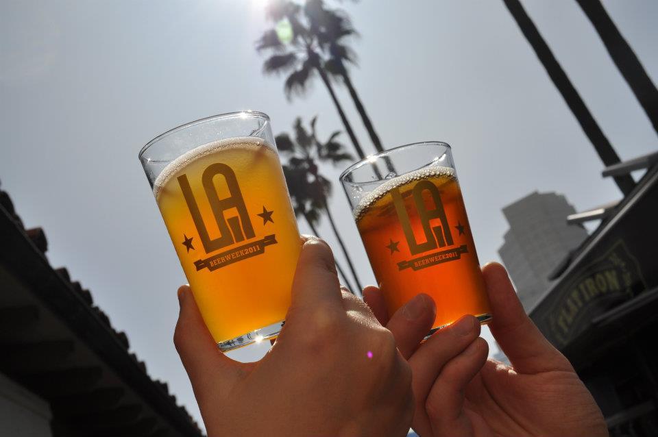 LA Beer Week Cheers
