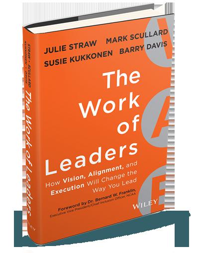 Work of Leaders Book