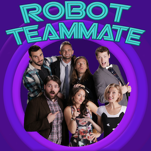 Robot Teammate group photo