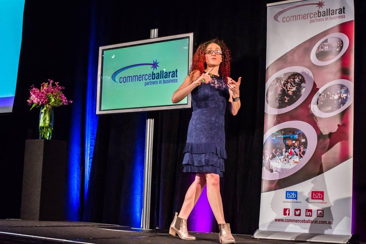 Jordana Borensztajn Communicate With Confidence