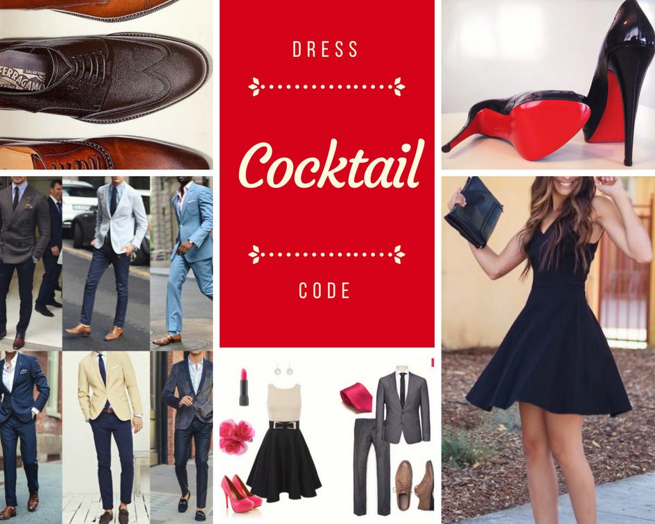 Cocktail Dresscode