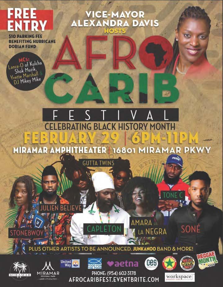 Afro Carib