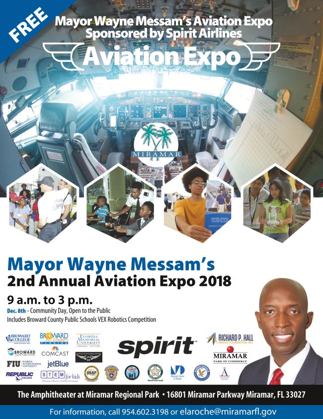 Aviation Expo 2018