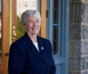 Sister R. Patricia Fadden, IHM, Ed.D.