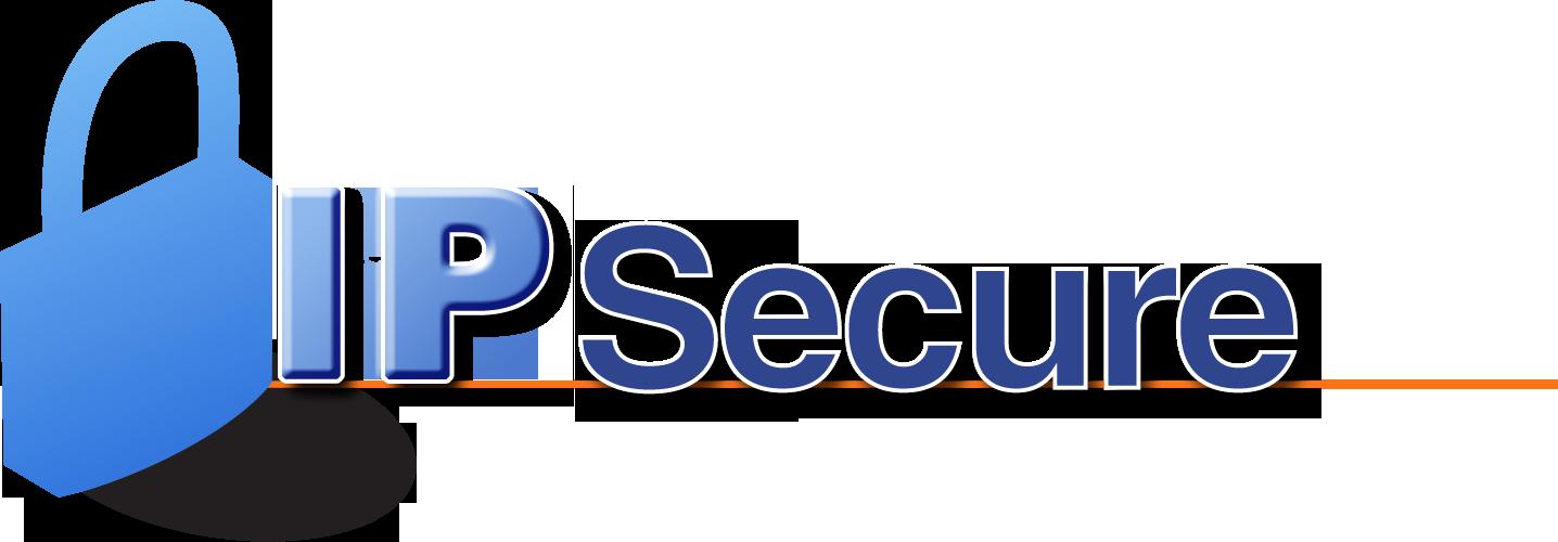 ipsecure logo