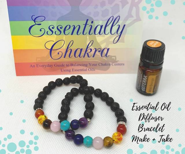 Essential Oil Event at Curate Mercantile