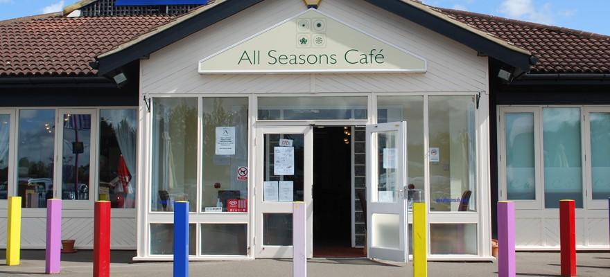 NN coNNect Northampton - All Seasons Cafe