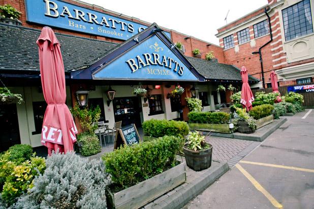 NN coNNect Northampton - Barratts Club