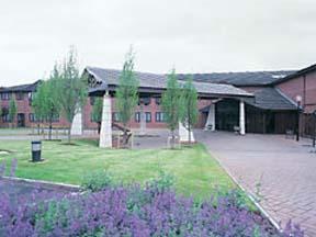 Staverton Park Hotel