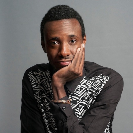 Donja R. Love, playwright/filmmaker and co-founder of The Each-Other Project