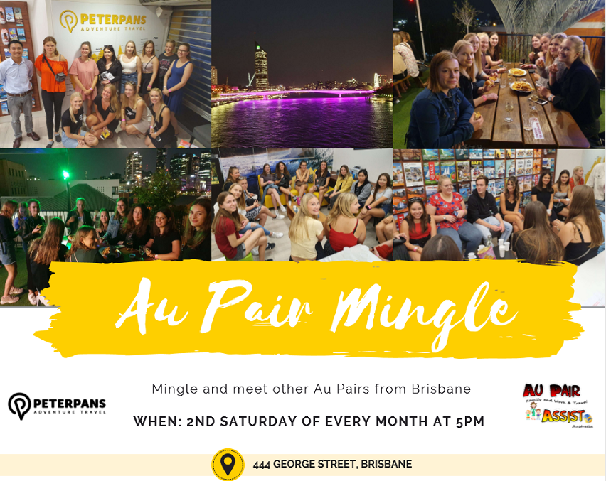 Au Pair Mingle