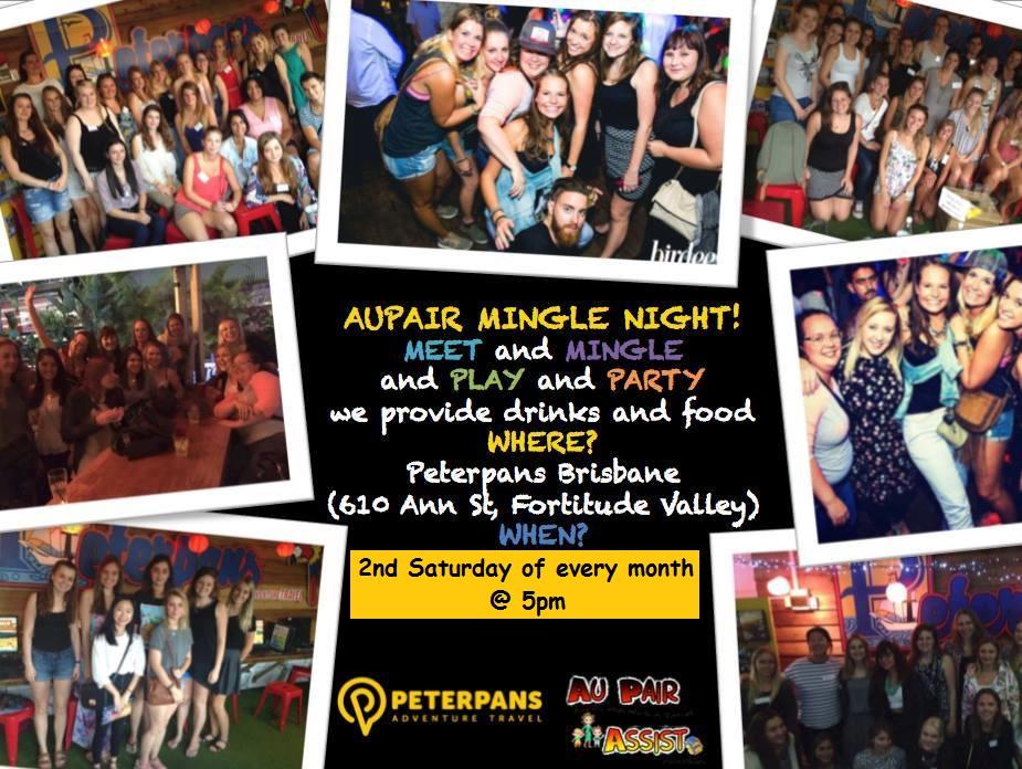 Mingle Party